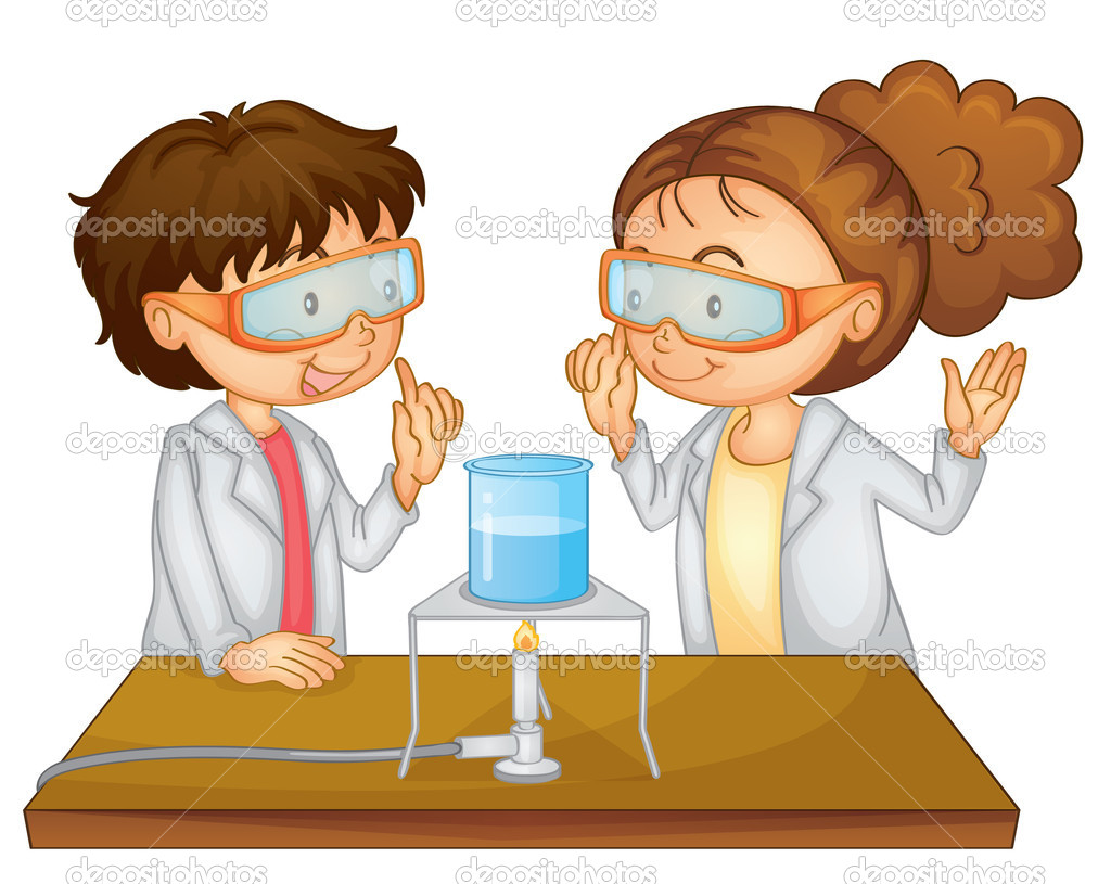 Experiment stock vector interactimages 10630740 - Clipart illustration ...
