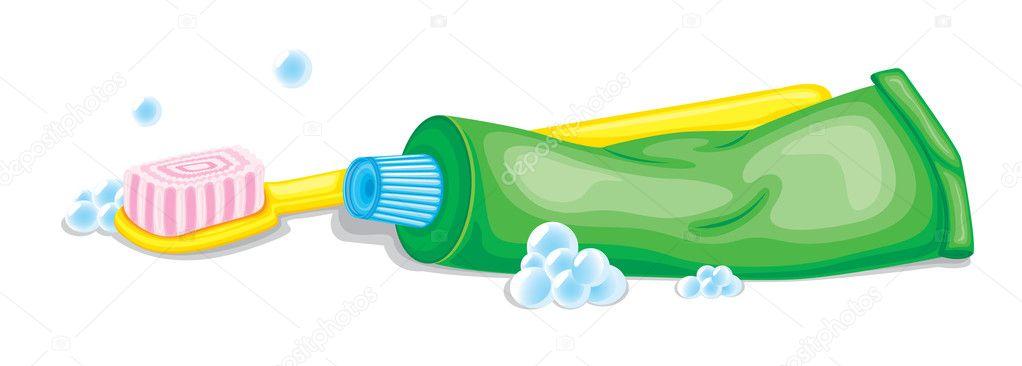 картинка зубная паста и мыло рецепт