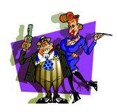 Gangster-paar
