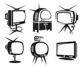 Fényképek szett-TV