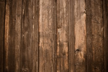 Rustic Dark Wood Background