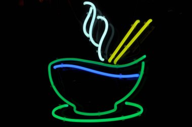 Pho Neon Sign