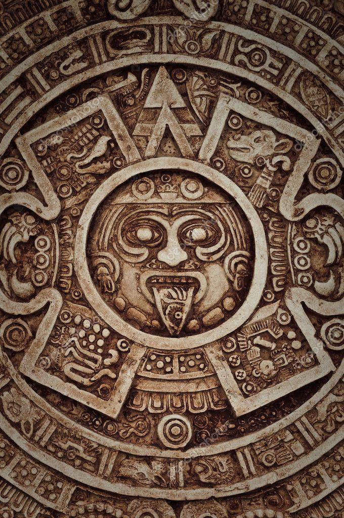 Mayan Calendar Stock Photo 169 Slickspics 10412732