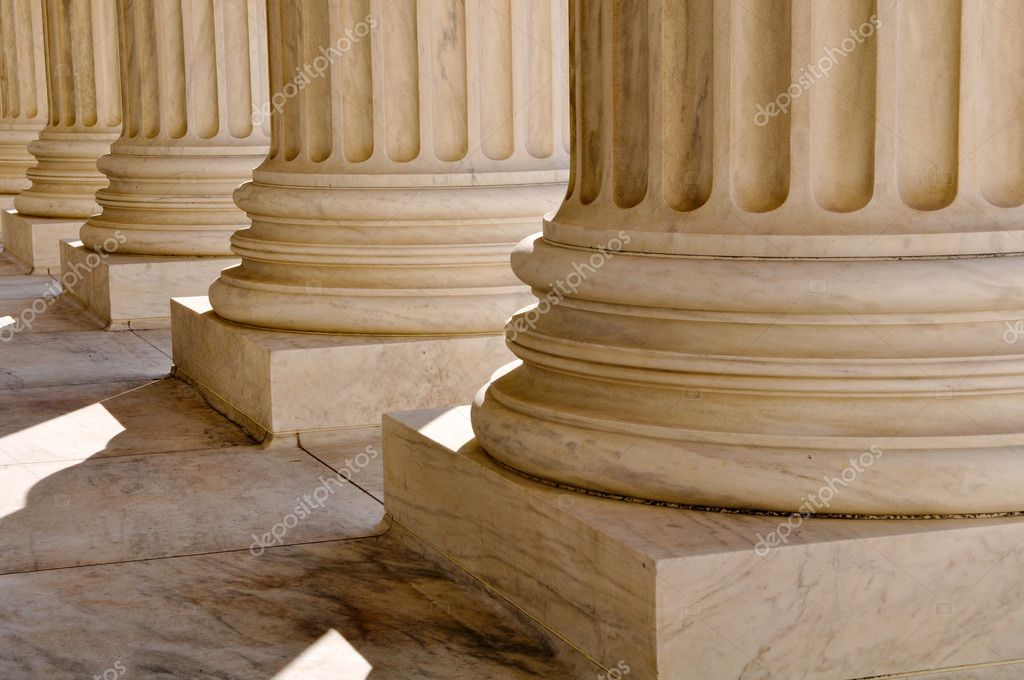 Pillars of Law and Information at the United States Supreme Cour