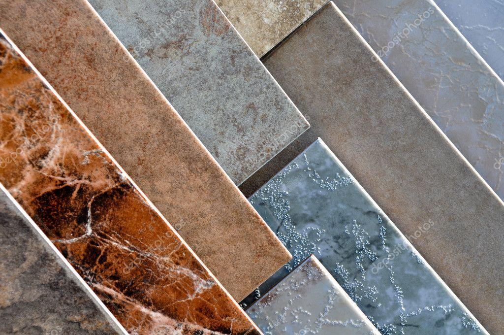 Ceramic Tile Samples Stock Photo Slickspics 9941180