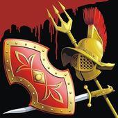 Gladiators armament