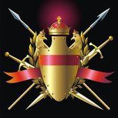 Fotografie Coat of arms