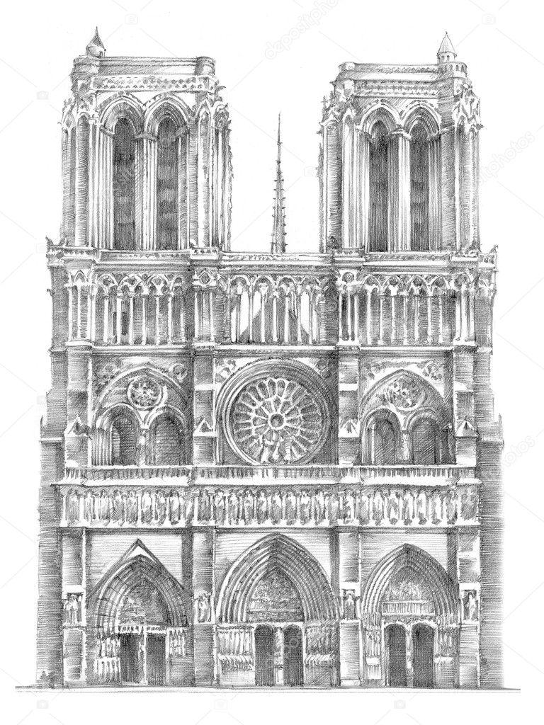 Cathédrale Notre Dame Photographie Vlukas 10212049