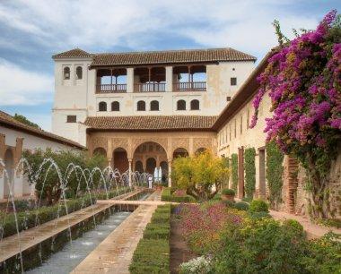 Patio de la Acequia of the Generalife