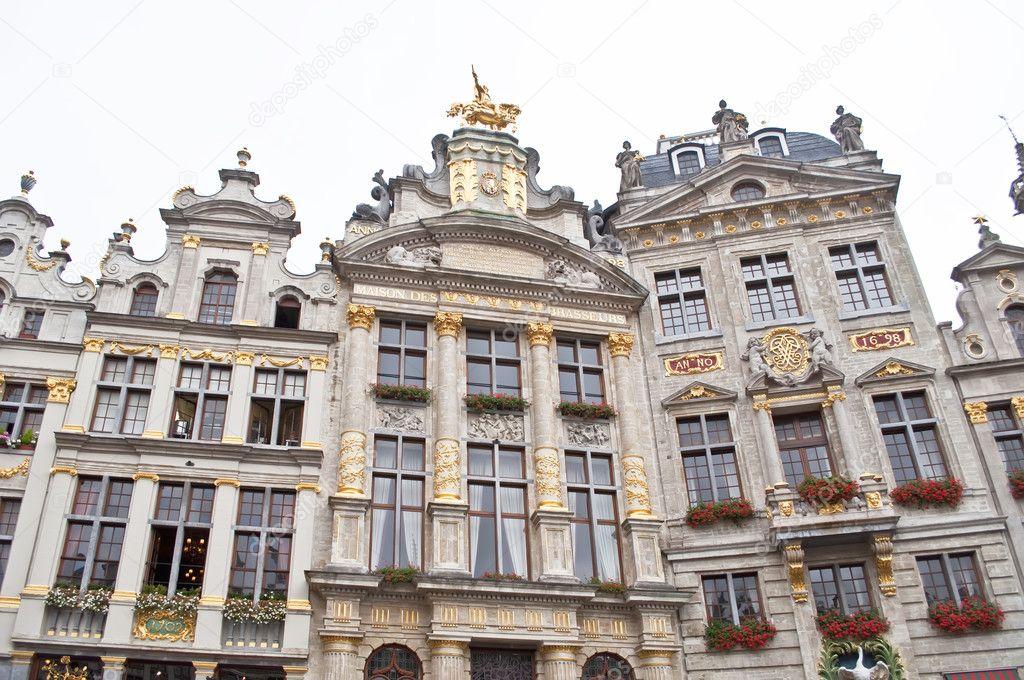 Construction maison des brasseurs bruxelles photo 10159781 for Assurance gens de maison belgique