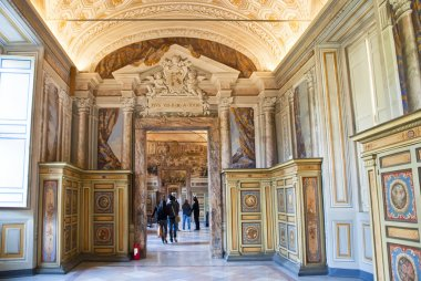 Vatican Museums in Rome, Italy
