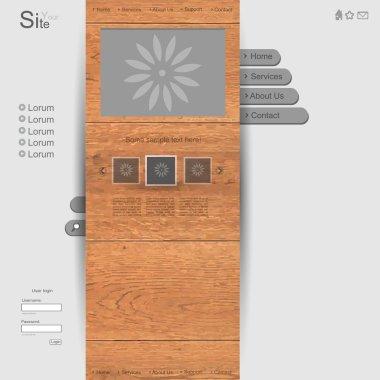 Wood textures web