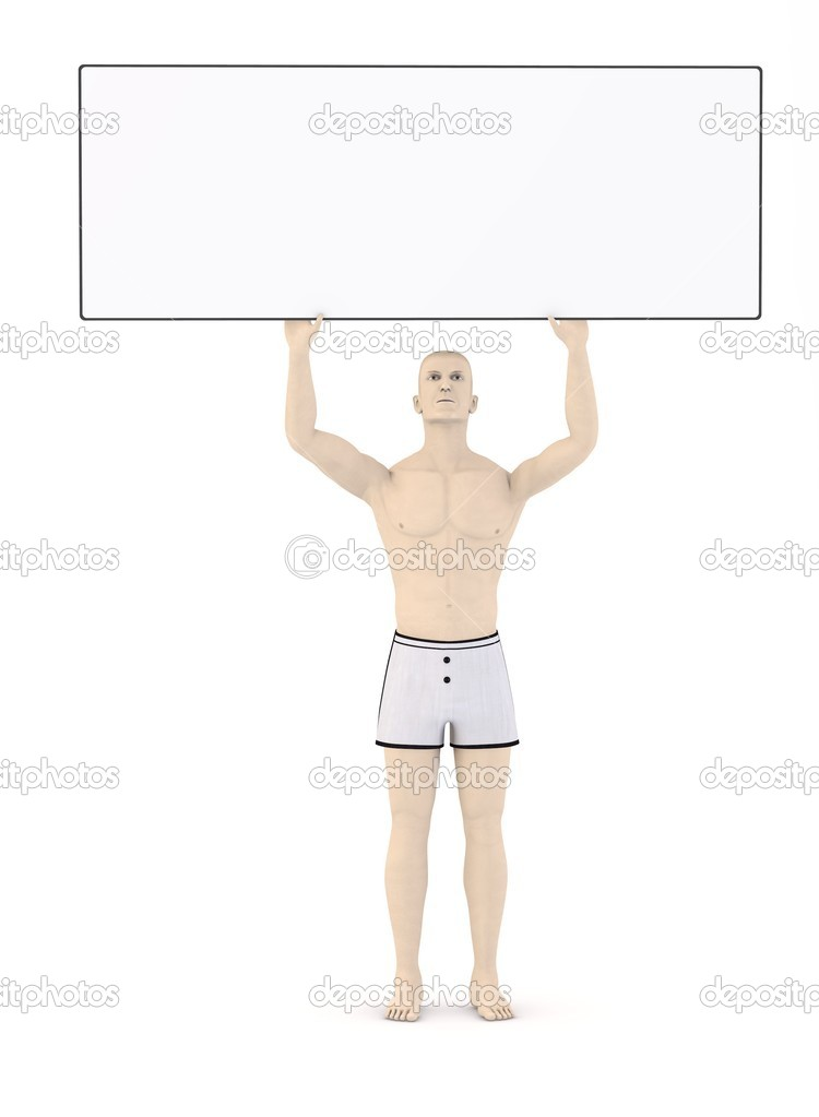 3d render of artifical character with empty template stock photo 3d render of artifical character with empty template photo by 3drenderings maxwellsz