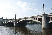 Vltava Karlův most