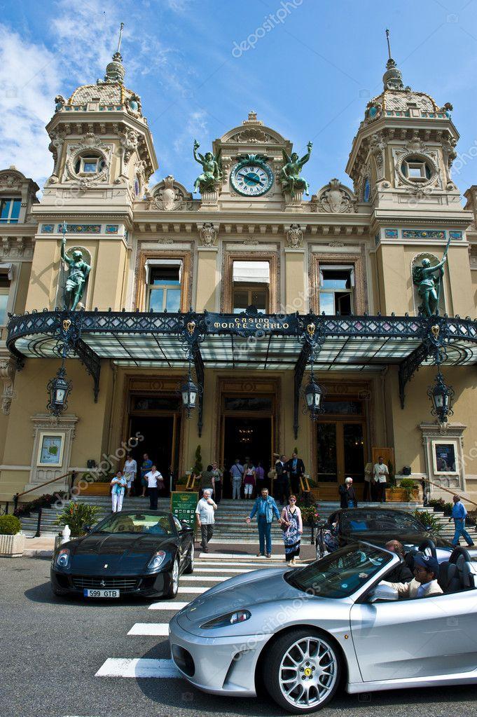 Monte carlo casino parking
