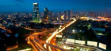 Panama City by Night