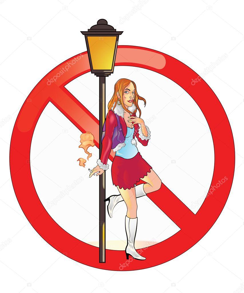 Проститутки опасности