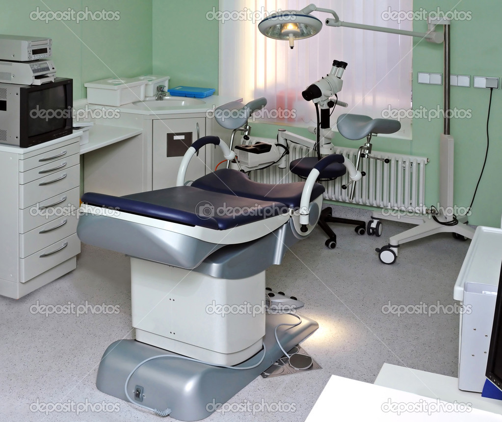 Stuhl beim frauenarzt