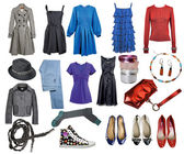 Fotografie kolekce oblečení