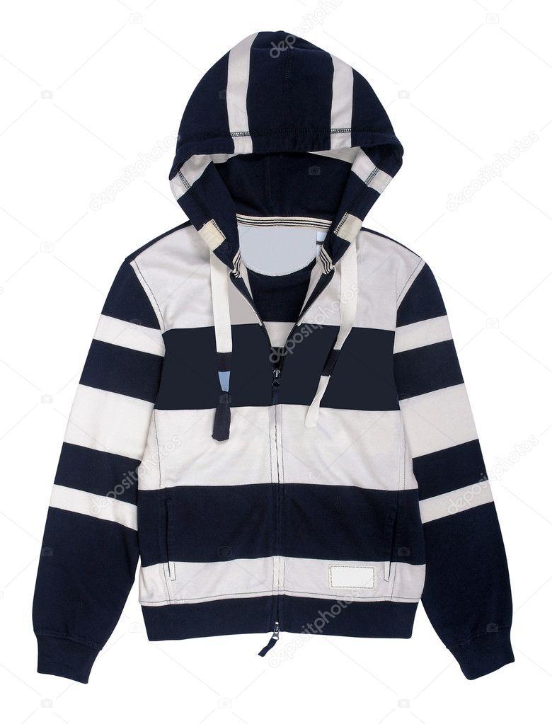b0eedb311df7 Jersey de lana rayas negro — Fotos de Stock © evaletova #10511947