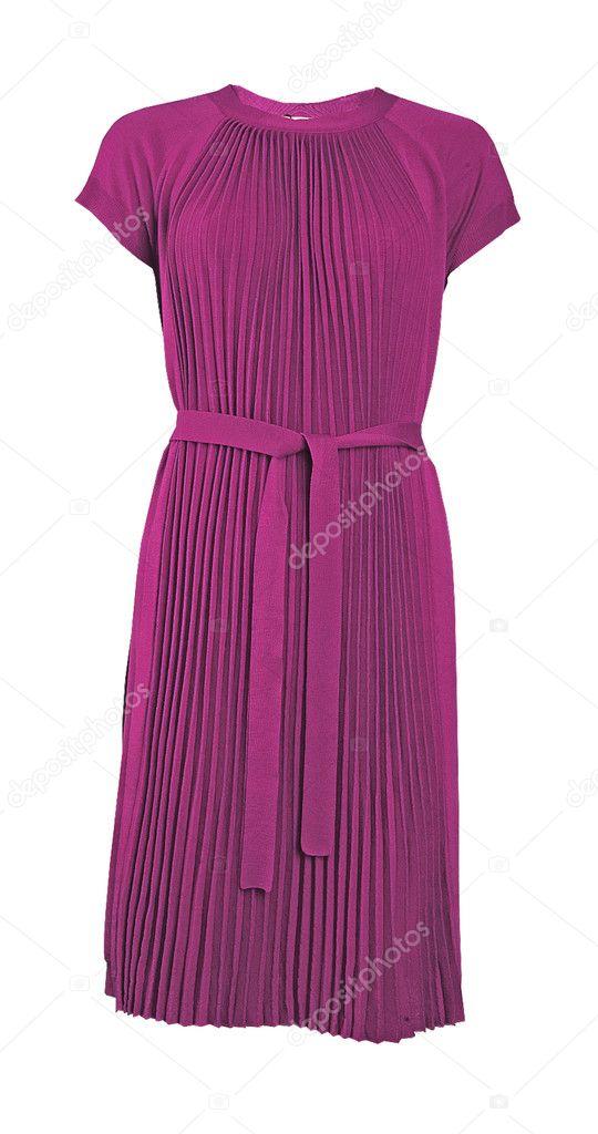 vestido de clarete — Fotos de Stock © evaletova #10512298