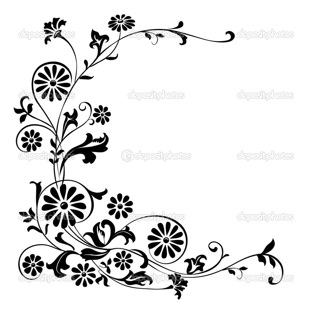 Desenho Colecao Simples Fita 845762 in addition Fancy Black Heart Clipart also Swirl Corner Borders Clipart further Scallop Border together with 753860425095075275. on wedding scroll vector