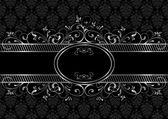 Fotografia sfondo nero gotico