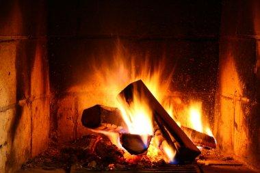 Magic home fire