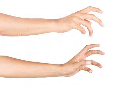 Hand reach