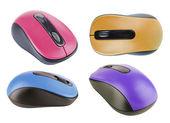 kolekce počítačové myši