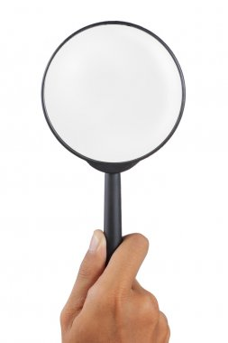Magnifier glass loupe