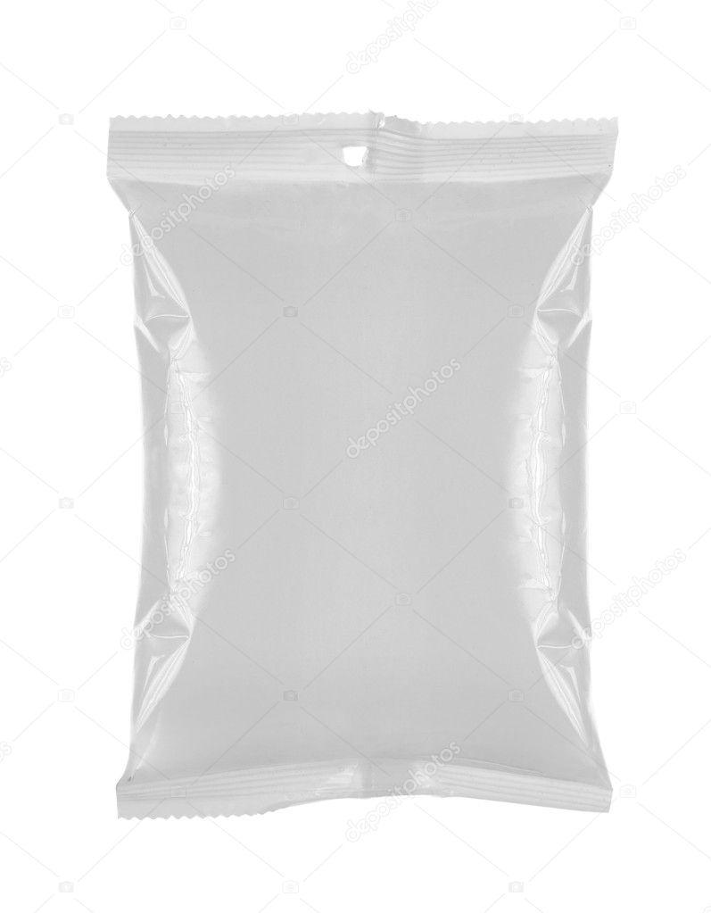 Plastic bag snack package