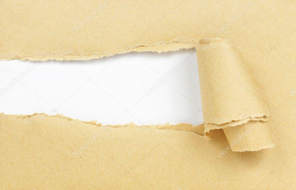 verbrannte Pappe Papier Rahmen — Stockfoto © odua #10567472