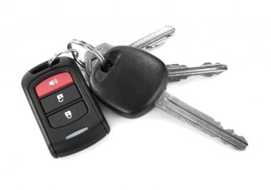 Remote car key