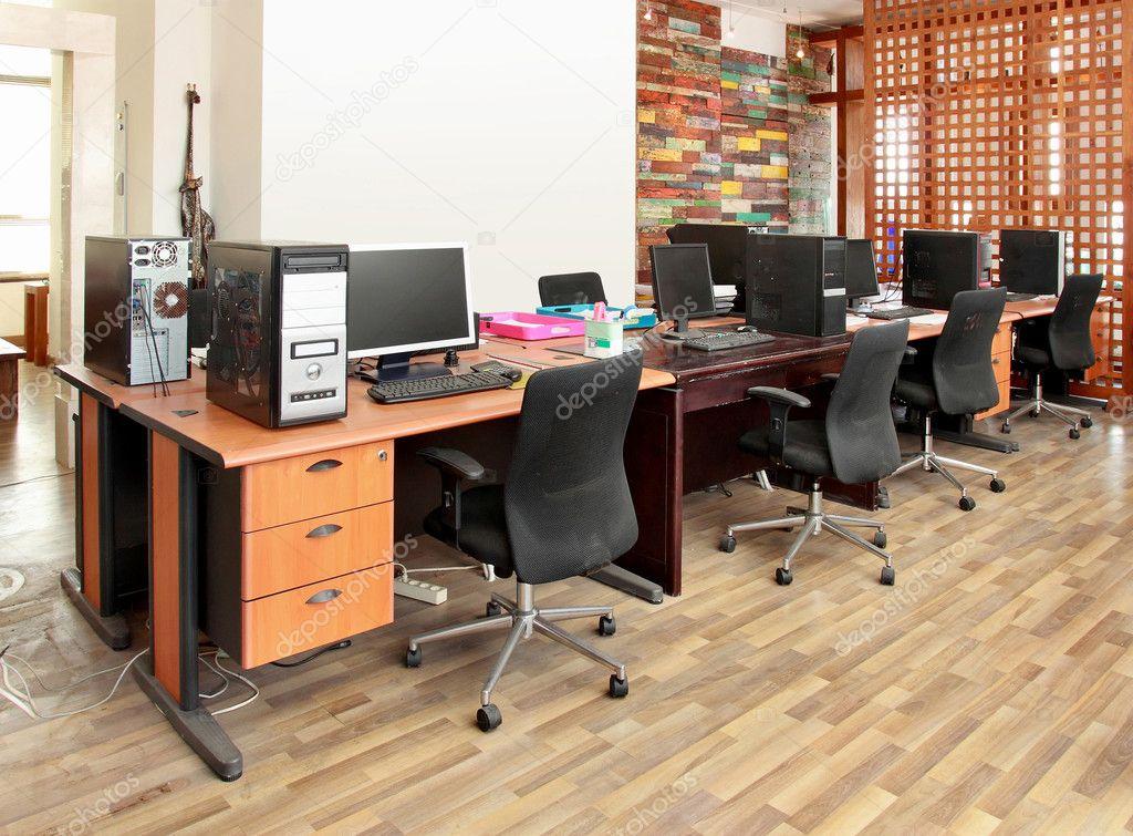 Modern Office Interior Design Stock Photo Odua 10637634
