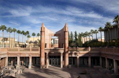 ASU campus main Library!