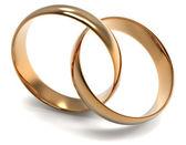 dva zlatý prsten