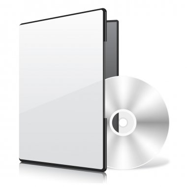 Blank Case and Disk