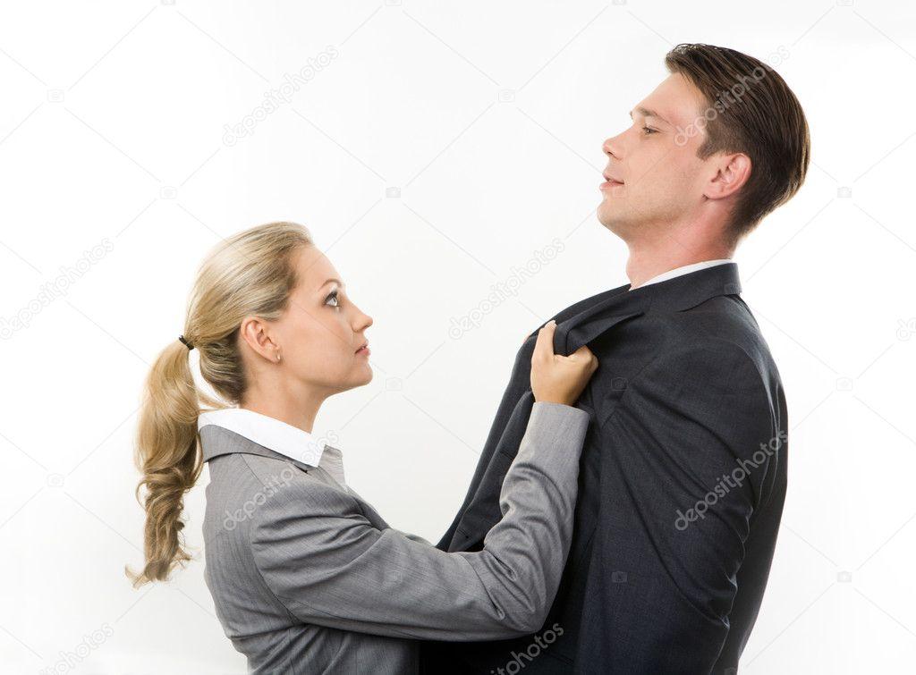 Как общаться с руководителем мужчиной