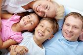 Fotografie rodiče a děti