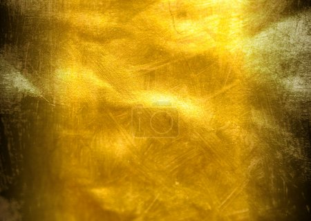 Photo for Luxury golden texture.Hi res background. - Royalty Free Image