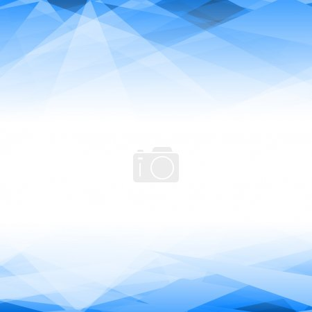 Illustration for Abstract vector background. Template for style design. EPS 10. Used opacity mask of background - Royalty Free Image