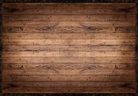 Photo for Wood texture. background old panels - Royalty Free Image