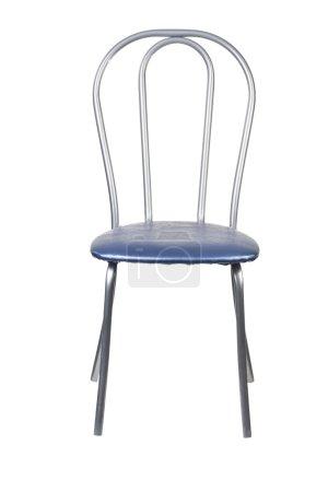 Photo pour Chaise moderne isolaetd sur fond blanc - image libre de droit