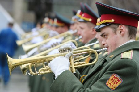 Military orchestra