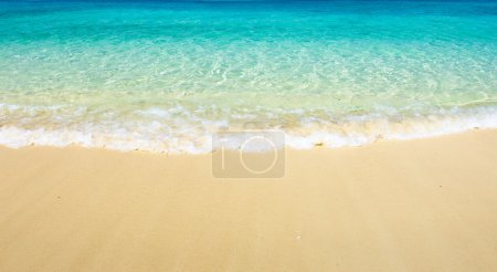 Photo for Sand of beach andaman sea - Royalty Free Image