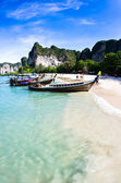 Sea in Krabi Thsiland