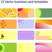 Business card set 02