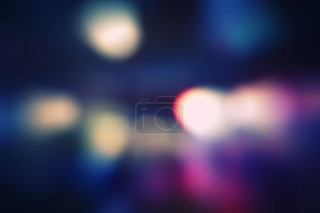 Photo for Shimmering blur background with shining lights - Royalty Free Image