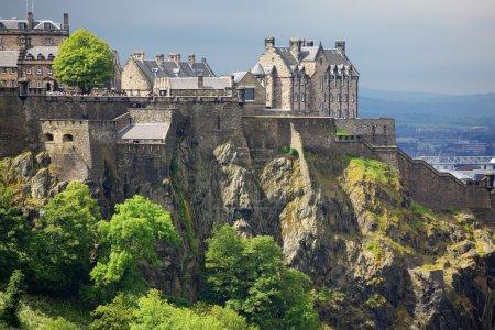 Photo for Edinburgh Castle, Scotland, UK - Royalty Free Image